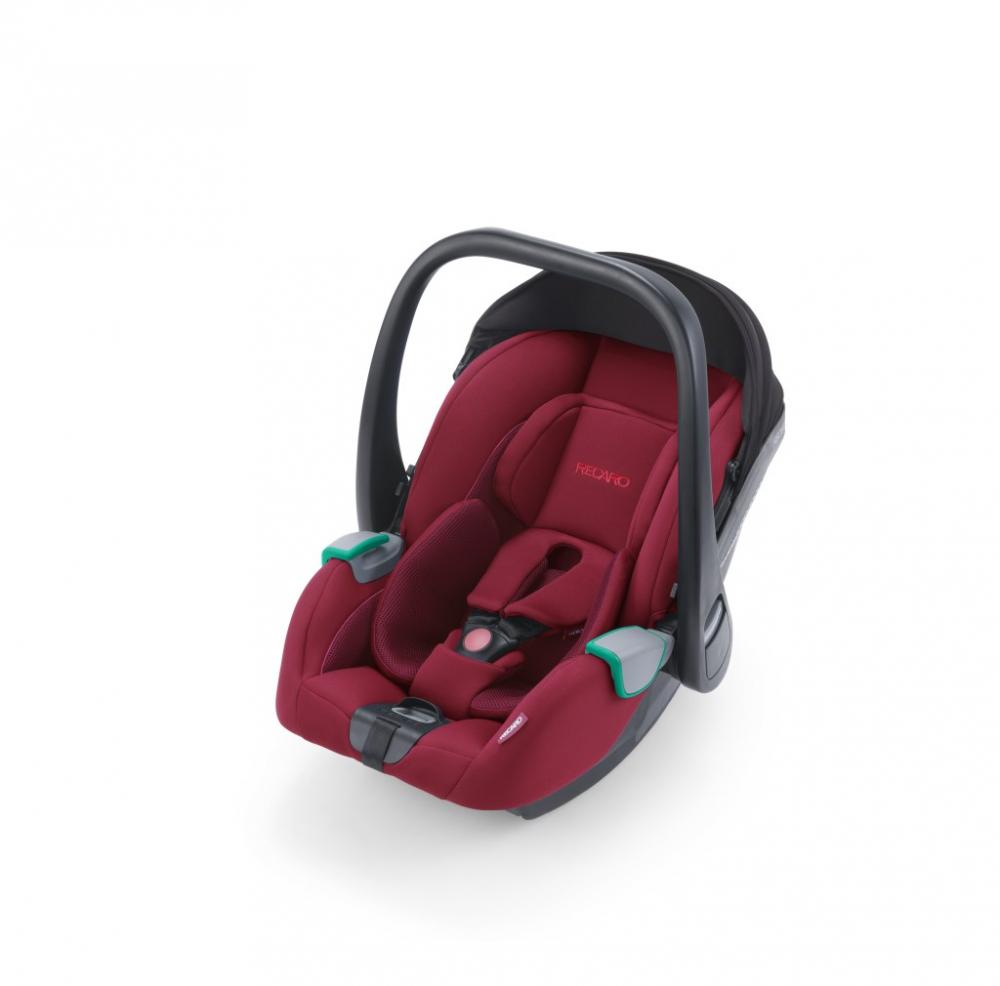 Scaun auto i-Size Recaro Avan Select Garnet Red