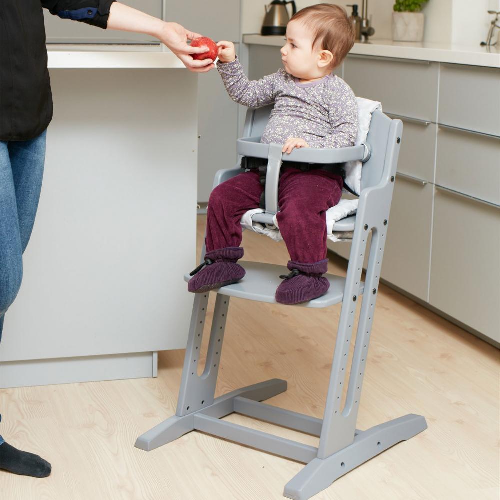 Scaun Transformabil Gri Pentru Copii Danchair Babydan