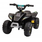 Atv electric 6V Nichiduta Speed 1 Black