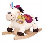 Balansoar lemn Unicorn B.Toys