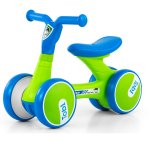 Bicicleta fara pedale Tobi Blue Green