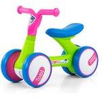 Bicicleta fara pedale Tobi Pink Green