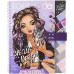 Carte de colorat Top Model special design Talita Depesche