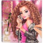 Carte de colorat Popstar Top Model Depesche