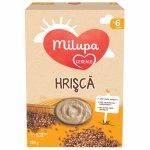 Cereale Milupa Hrisca  250 g, de la 6 luni