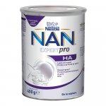 Lapte praf Nestle NAN ExpertPro HA, de la nastere 400g