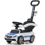 Masinuta copii 3 in 1 Mercedes AMG C63 Police