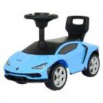 Masinuta de impins Lamborghini 3726A albastru