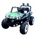Masinuta electrica 4x4 Nichiduta Shadow Green Army