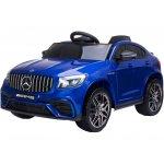 Masinuta electrica cu roti EVA Mercedes Benz GLC 63  Limited Edition Blue