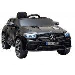 Masinuta electrica cu roti din cauciuc Mercedes GLE 450 AMG Black
