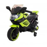 Motocicleta electrica Nichiduta Power 6V Green