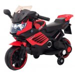 Motocicleta electrica Nichiduta Power 6V Red