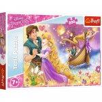 Puzzle Trefl 200 Lumea magica a printesei Rapunzel