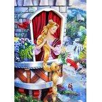 Puzzle Bluebird Rapunzel 1000 piese