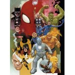 Puzzle Clementoni Marvel 80th Anniversary 1000 piese