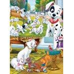Puzzle Educa Disney Animals Dalmatians+Aristocats 2x25 piese