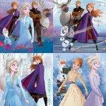 Puzzle Educa Frozen 2 12/16/20/25 piese