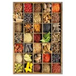 Puzzle Educa Howard Shooter Spices 1000 piese include lipici puzzle