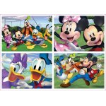 Puzzle Educa Mickey & Friends 20/40/60/80 piese