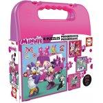 Puzzle Educa Minnie Happy Helpers Case 12/16/20/25 piese