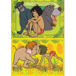 Puzzle Educa The Jungle Book 2x48 piese