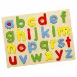 Puzzle cu litere mici Viga