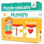 Puzzle educativ Numere