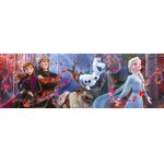 Puzzle panoramic Clementoni Frozen 2, 1000 piese
