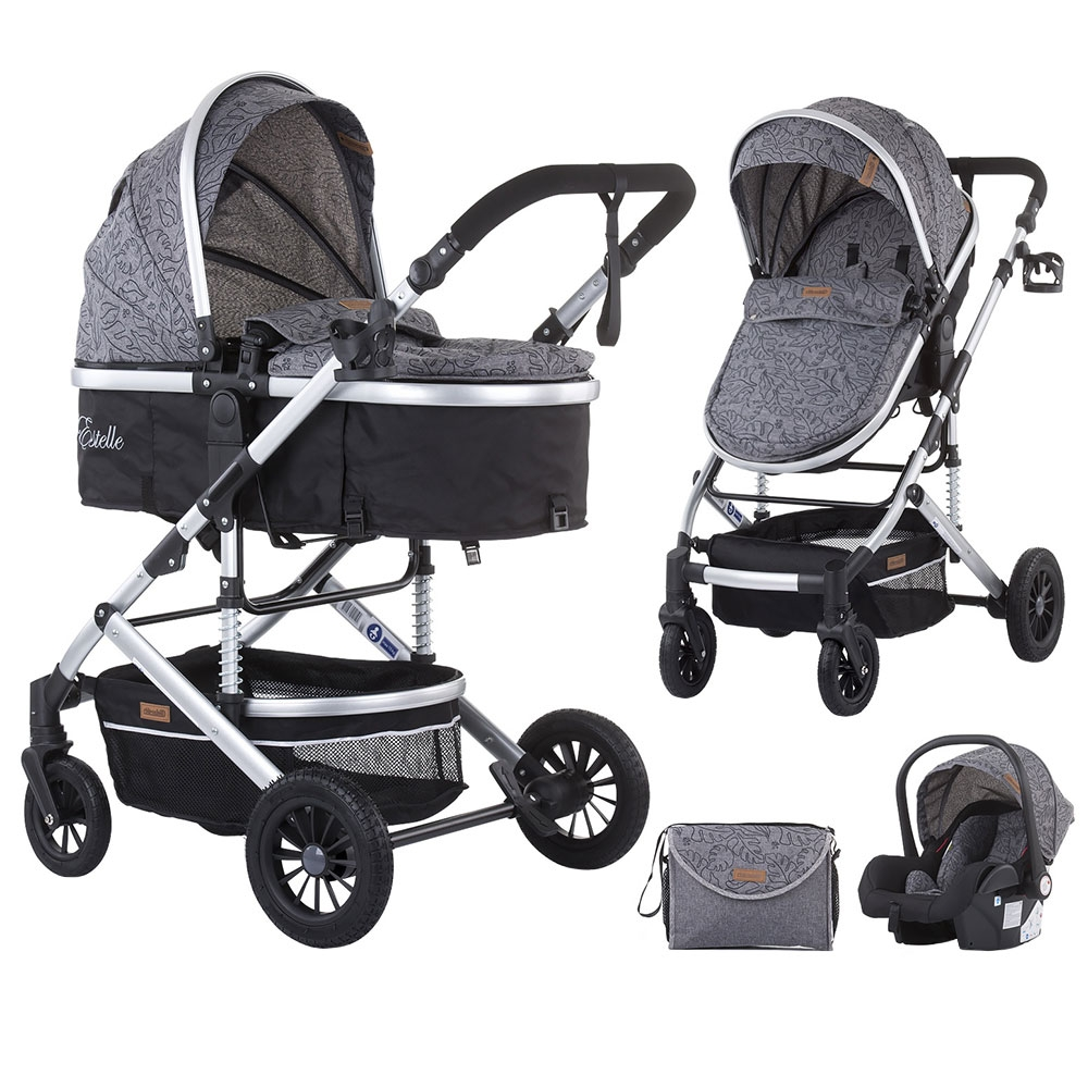 CHIPOLINO Carucior 3 in 1 Chipolino Estelle mist