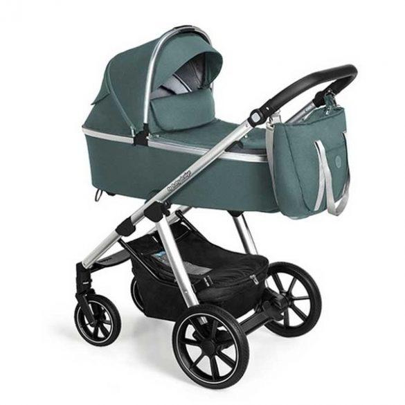 Carucior multifunctional 2 in 1 Baby Design Bueno 205 Turquoise 2020 - 1