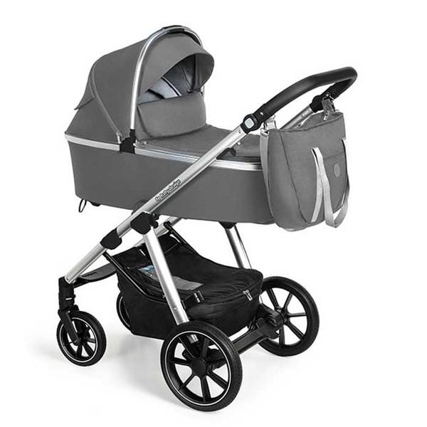 Carucior multifunctional 2 in 1 Baby Design Bueno 207 Gray 2020