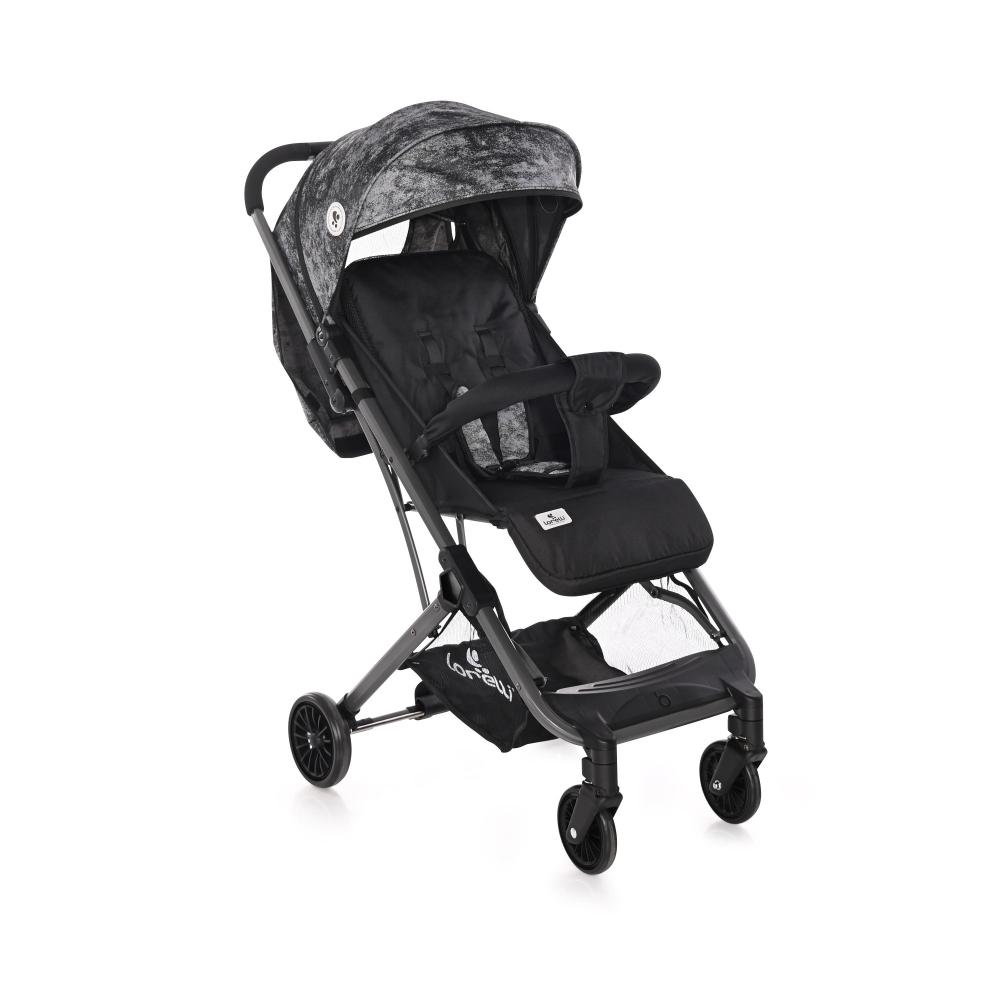 Carucior pentru nou-nascut Fiona geanta de transport inclusa Carbon Design