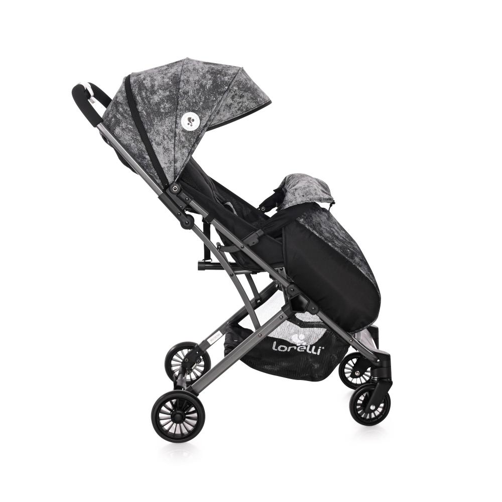 Carucior pentru nou-nascut Fiona geanta de transport inclusa Carbon Design - 1
