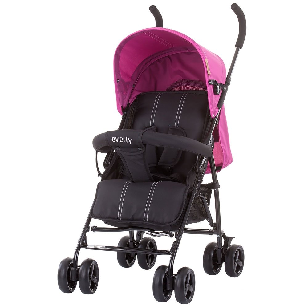 CHIPOLINO Carucior sport Chipolino Everly fuchsia