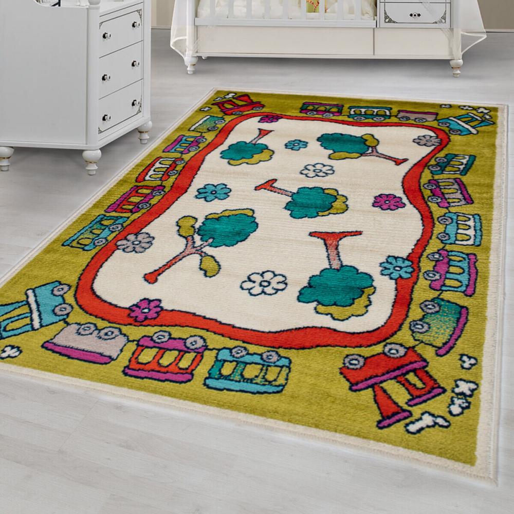 Covor copii tineret Klarisa multicolor 100x150 cm