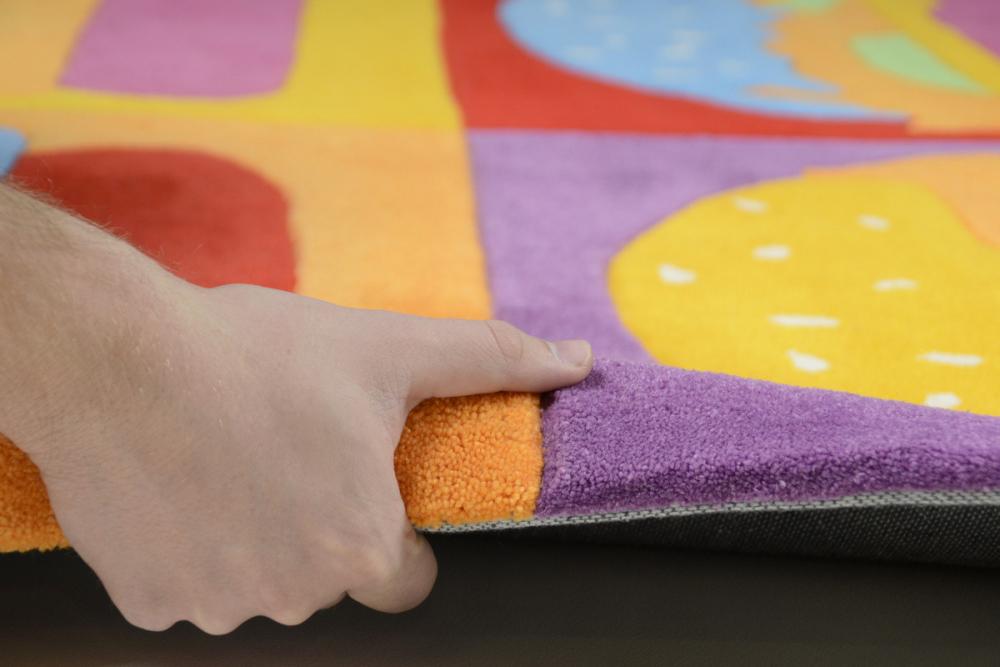 Covor copii tineret Miller acril multicolor 80x230