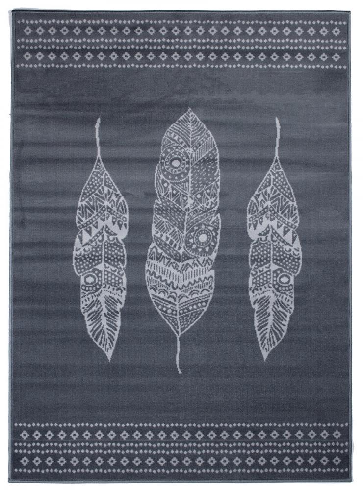 Covor copii tineret Patmon grialb 120x170 cm