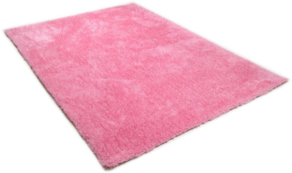 Covor Shaggy Soft roz 65x135