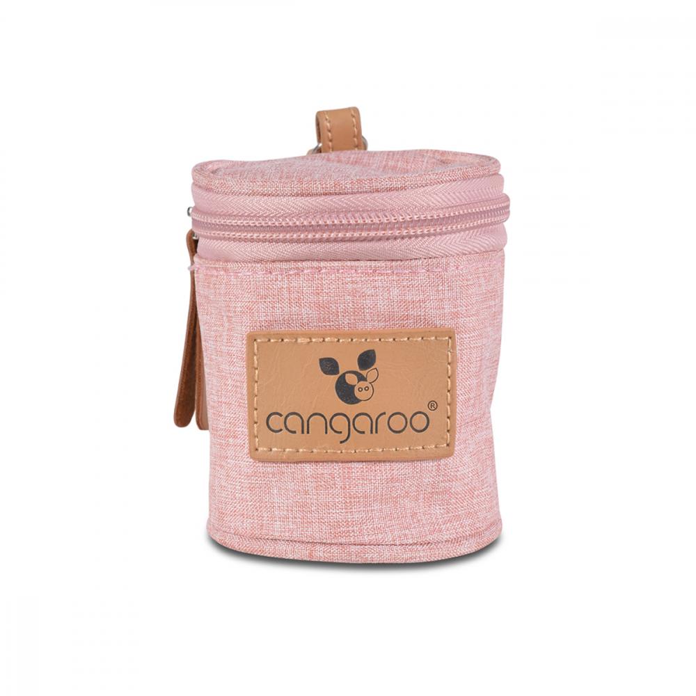 CANGAROO Gentuta pentru suzete si tetine Cangaroo Celio Pink