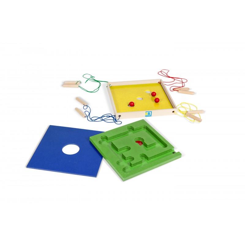 Joc de coordonare Crazy BS Toys