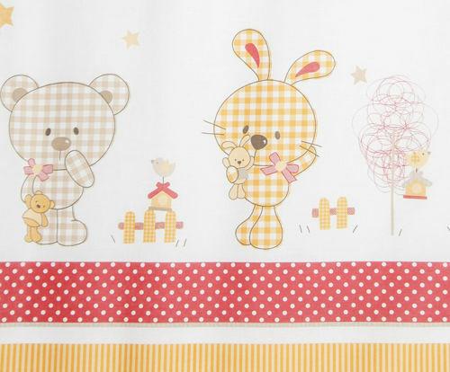 Lenjerie pat copii Sweet Dreams 150x20050x60 cm