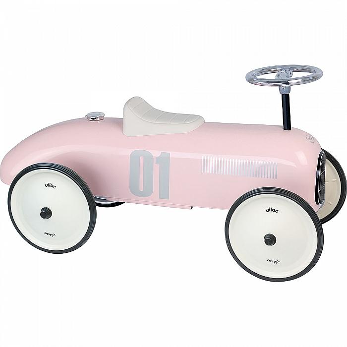 Masina metal roz