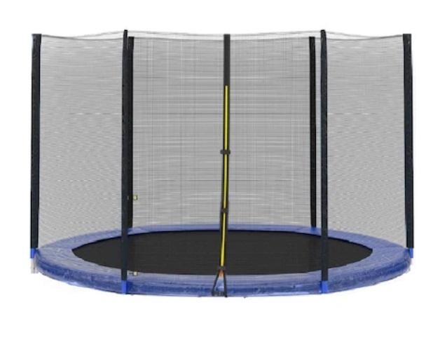 Plasa de siguranta Nichiduta black 12FT pentru trambulina 366 cm