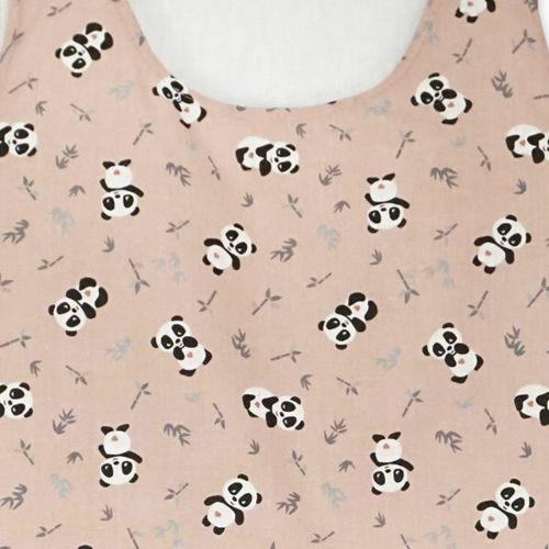 Sac de dormit primavara 0.8 tog Panda World 130 cm