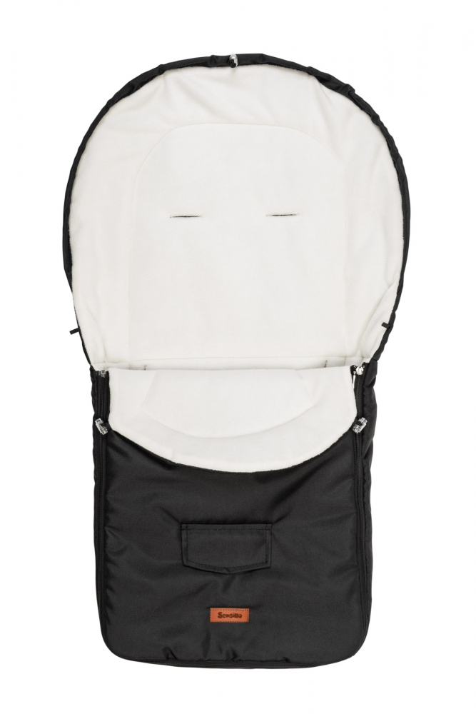 Sensillo Sac de iarna Sensillo Polar negru 95×40