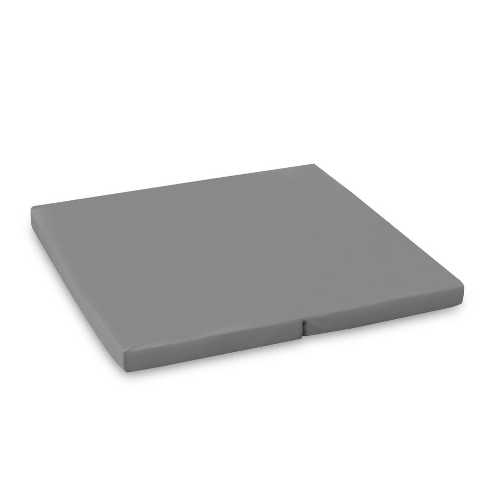Saltea tarc Hauck Sleeper SQ Grey 90 x 90 cm