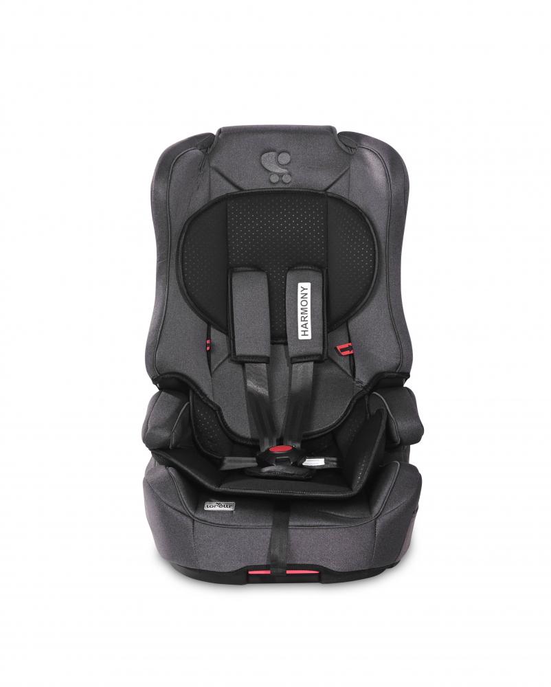 LORELLI Scaun auto Harmony 9-36 kg cu isofix Black
