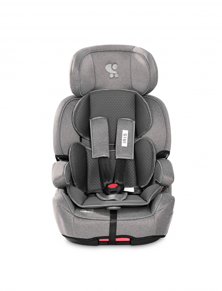 LORELLI Scaun auto Iris 9-36 kg cu isofix Grey