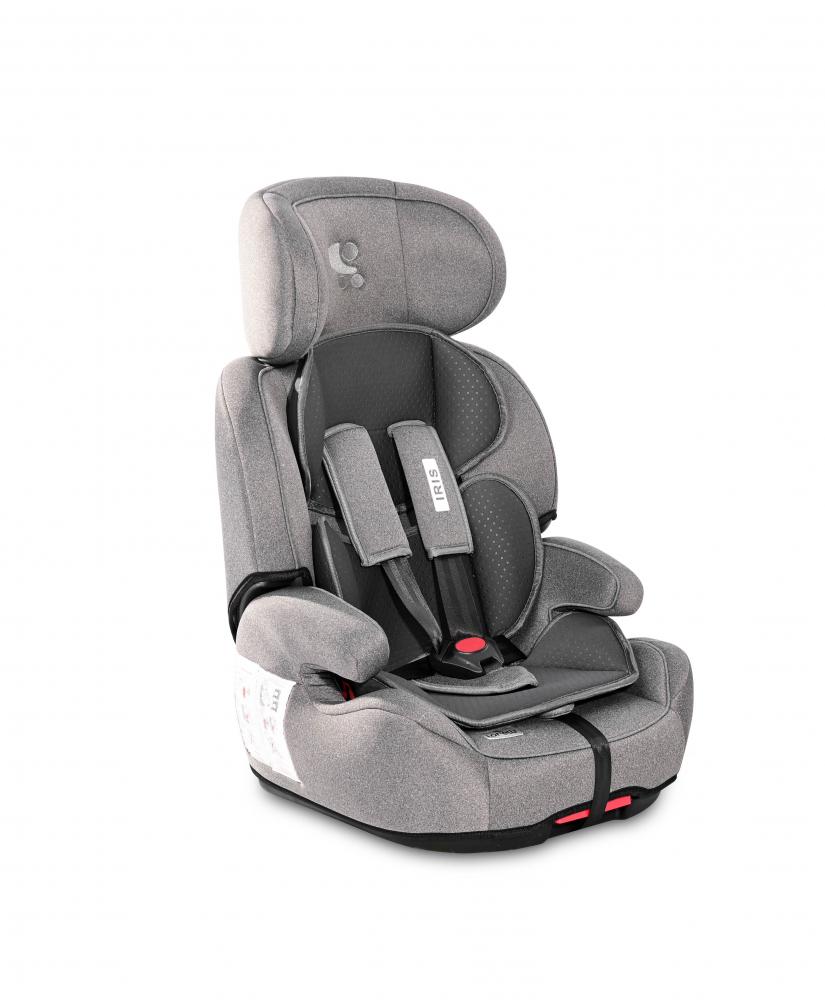 Scaun auto Iris 9-36 kg cu isofix Grey